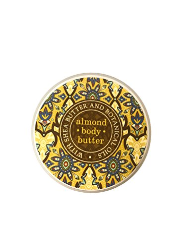 Greenwich Bay Trading Co. Body Butter 8 oz (Almond)