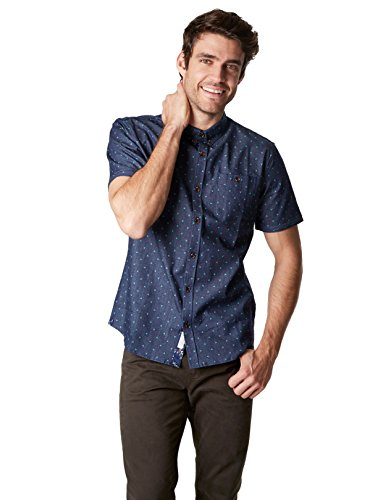 Shirt Pattern Diamond (7 Diamonds Stay Human Short Sleeve Shirt (Large))