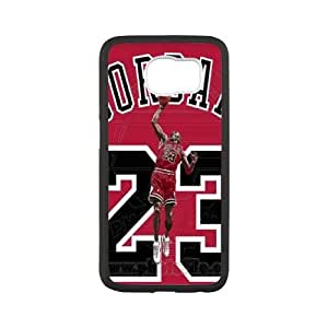 WEUKK Michael Jordan Samsung Galaxy S6 cases, diy case for Samsung Galaxy S6 Michael Jordan, diy Michael Jordan phone case