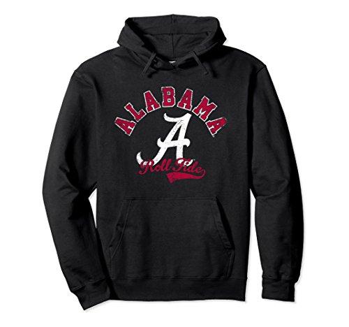 Alabama Crimson Tide Cute Womens NCAA Hoodie SC27al