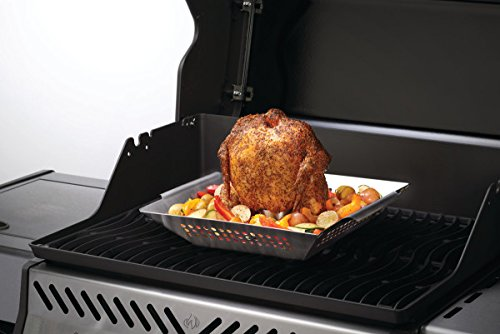 Napoleon Grills 56024 Commercial Chicken Roaster and Wok by Napoleon