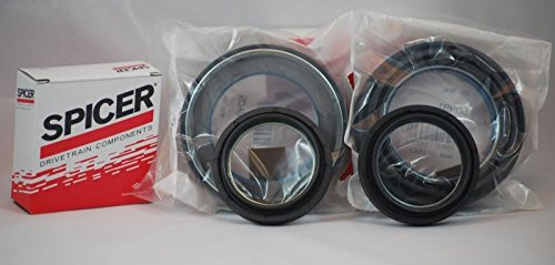 FORD 1998-2004 F250 F350 SUPERDUTY DANA 50 / 60 FRONT AXLE KNUCKLE / TUBE SEALS