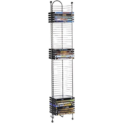 dvd rack holder - 8