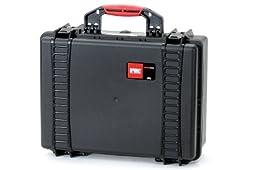 HPRC 2500F Hard Case with Cubed Foam (Black)