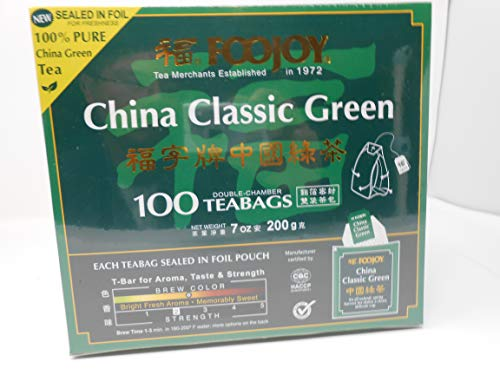 Foojoy China Classic Green Tea 7 oz (1)