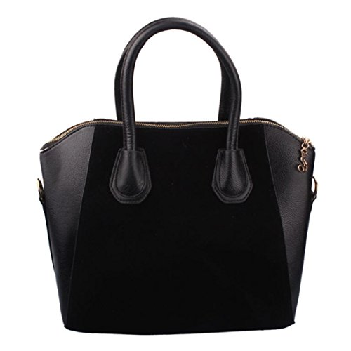 Black Shoulder Fashion Bag Ladies Xjp Tote Handbag Women's Bag Leather PU wqXRxvn