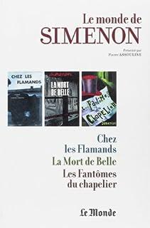 Le monde de Simenon : [6] : Soupçons, Simenon, Georges