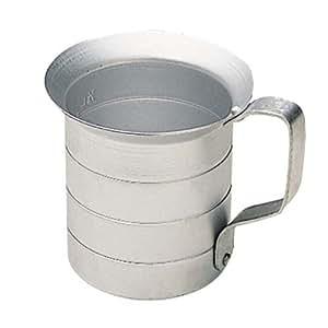 Value Aluminum Measuring Cup - 1/2 Qt. Capacity 1 Each
