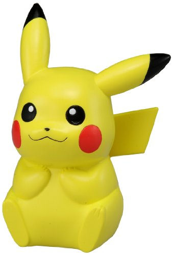 Takara Tomy Pokemon Pikachu figure on the palm of the hand Good Friend Japan