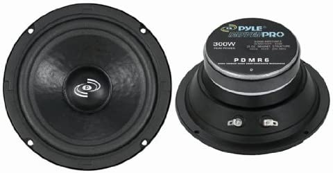 "Pyle 6.5"" Car Audio Speaker Midrange"