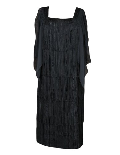Plus Size Retro Dresses Tabis Characters Womens Plus Size Roaring 20s Flapper Theatrical Costume $279.99 AT vintagedancer.com
