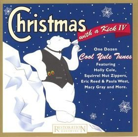 Christmas With A Kick IV CD Compilation