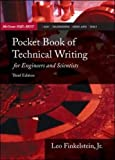 Pocket Book of Technical Writing for Engineers & Scientists (General Engineering)