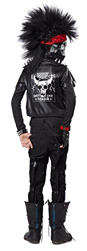 California Costumes Dead Man Rockin Child Costume, Large -