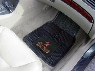 MLB - Houston Astros Heavy Duty 2-Piece Vinyl Car Mats