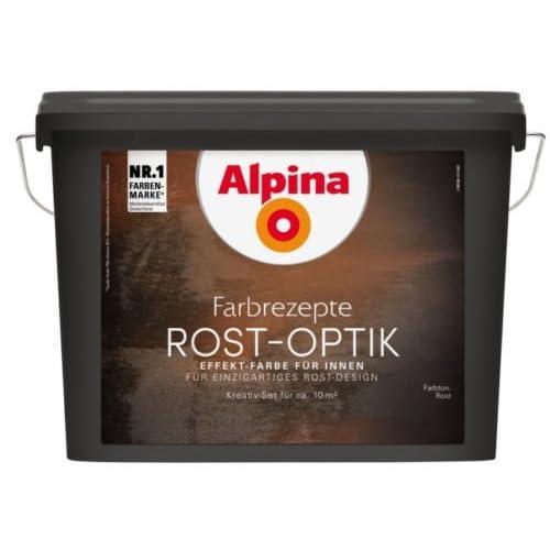 Metall Effekt Wandfarbe: Alpina Wandfarben: Amazon.de