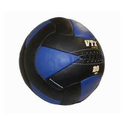 VTX Leather 20 lb. Wall Ball
