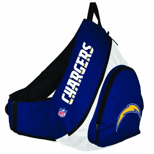 NFL San Diego Chargers Slingback Sling Bag, Navy