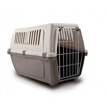 Transportín Caseta para perro gato Visio 50 48 x 32 x 33 h Perros Gatos aminali