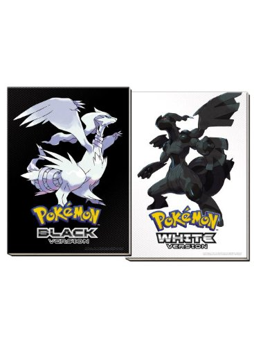 Pokemon Black & Pokemon White Versions: The Official Pokemon Strategy Guide & Unova Pokedex (Guide Pokemon White)