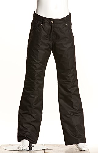 Fera Jr. Britney Ski Pant 2016, Black, 12 by Fera