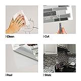 Tic Tac Tiles Peel and Stick Self Adhesive