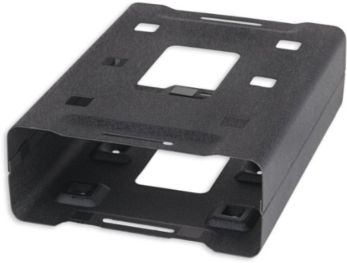Bulldog Cases Vaults Extra Mounting Bracket for BD1100, Black