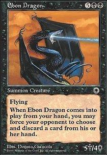 - Magic: the Gathering - Ebon Dragon - Portal