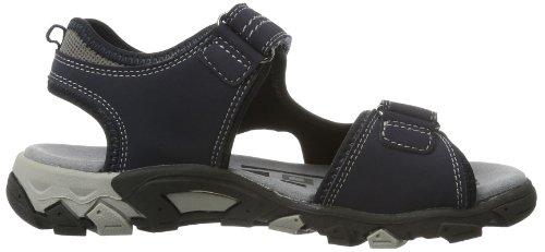 Superfit Hike - Zapatos de pulsera Unisex adulto Azul (Blau (Pacific Kombi))