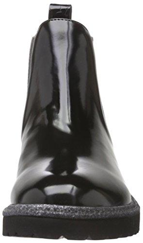 Schwarz La Pu 909650 Damen Black 1901 Boots Chelsea Strada AX7qwR