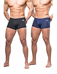 Jed North Men's Workout Performance Underwear for Gym and Exercise