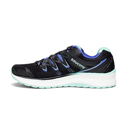 Triumph Black Women's 4 Running Iso Saucony Shoe 5xCHpwqpP