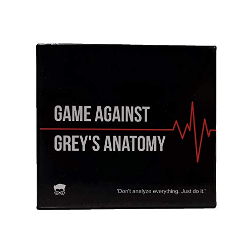 New Game Cards Game Against Grey's Anatomy