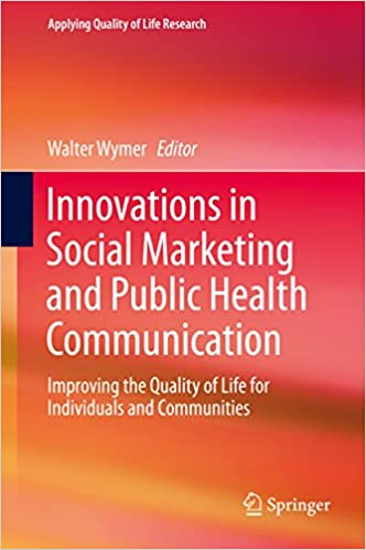Amazon innovations in social marketing and public health innovations in social marketing and public health communication improving the quality of life for individuals and communities applying quality of life fandeluxe Images