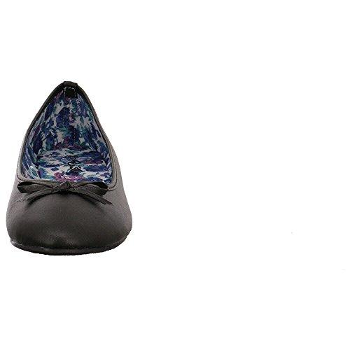 1000023 Scarpe Step nero Donna Nero Col Pep Tacco AqpxTH5Hw