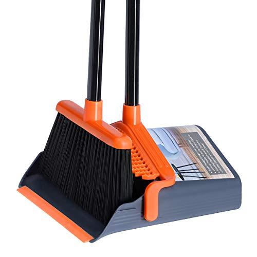LEAVINSKY Broom and Dustpan