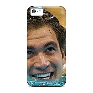 AFTnJ3660XcPAx Tpu Phone Case With Fashionable Look For Iphone 5c - Nathan Adrian Image