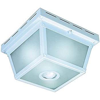 Amazon Com Heathco Sl 4305 Bk C Ceiling Light Motion