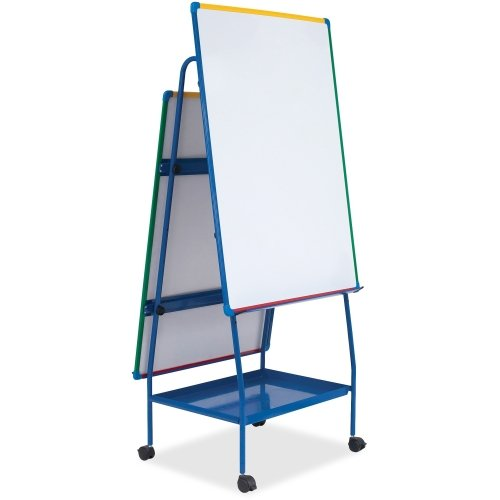 Master Vision EA49145026 Schoolmate Creation Station Magnetic Gold Ultra44; Multi Colored Frame by MasterVision (Image #1)