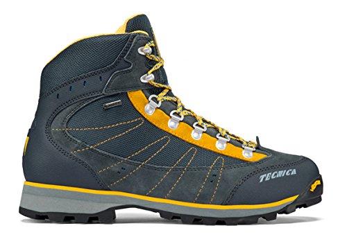 Tecnica Stiefel Outdoor Makalu III GTX MS blau/gelb 10