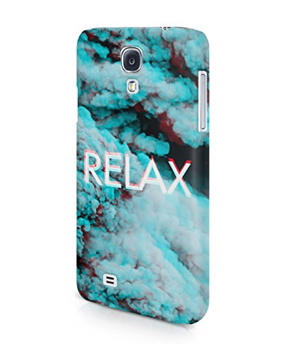 Relax Trippy Clouds Tumblr Acid High Sky Plastic Snap-On Case Cover Shell For Samsung Galaxy S4