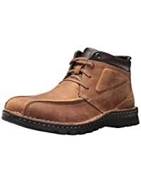 Clarks Men's Vanek Rise Ankle Boots