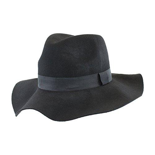 Black (Burgundy Santa Hat)