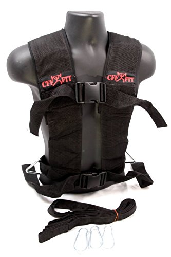 CFF Multi Purpose Sled Harness Vest - Large/X-Large by CFF