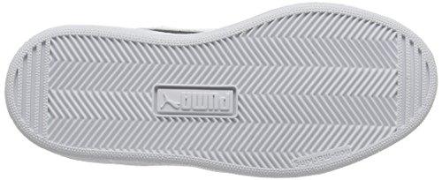 Puma - Zapatillas de gimnasia para niña gris - Grau (periscope-white 01)