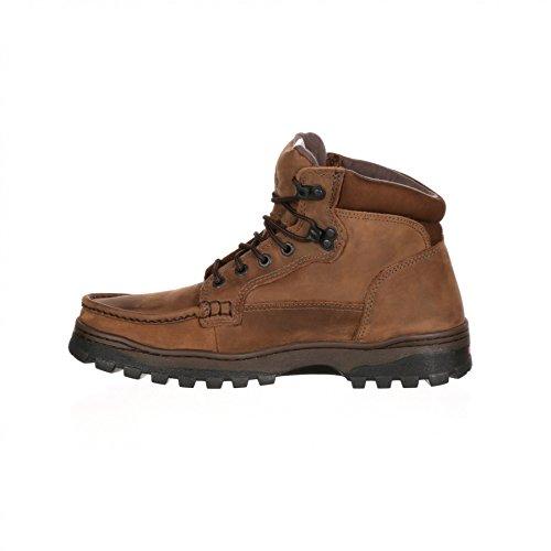 Fb Mode Laarzen Rotsachtig Laarzen Fq0008723 Outback Gore-tex Wandelaar Lichtbruin / Wasserdichter Herren Schnürstiefel Braun Lichtbruin