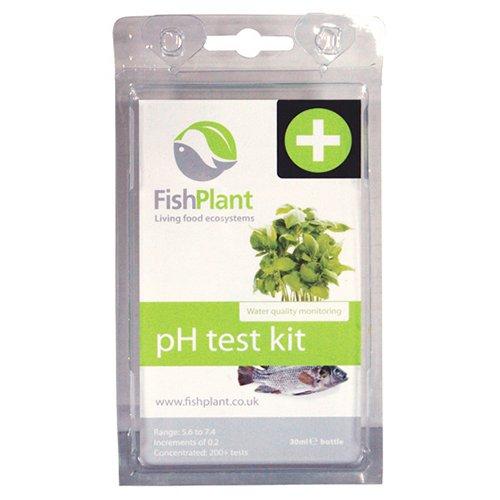 Test Kit para medir el pH en Acuaponía FishPlant® pH Test Kit