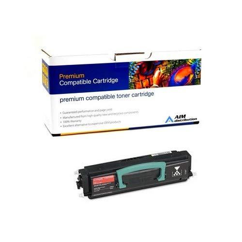 - AIM Compatible Replacement for Lexmark E238 Toner Cartridge (3000 Page Yield) (23820SW) - Generic