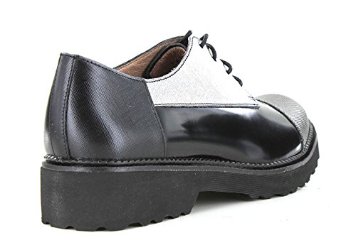 delle Derby Rodeo donne di nero Mam'zelle Oxford fXqxv00w