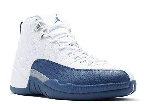 Sail Air Blue 12 Men Shoes Basketball Hthr Retro 's Jordan NIKE Ink qCFEwPP